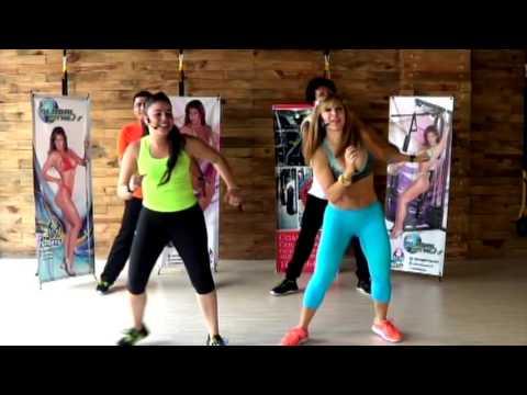 Global Fitness en Roma Club Bloque 2 15-09-15