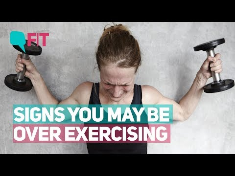 What Happens When You Over Exercise? Signs You May Be Doing Too Much | Quint Fit