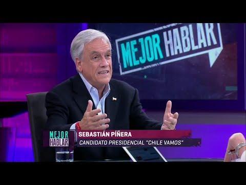 Sebastián Piñera - Triunfo Primarias [Mejor Hablar]