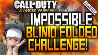 PLAYING WHILE BLIND FOLDED! - Advanced Warfare LIVE FAILS! (Call of Duty Gameplay/Commentary) thumbnail