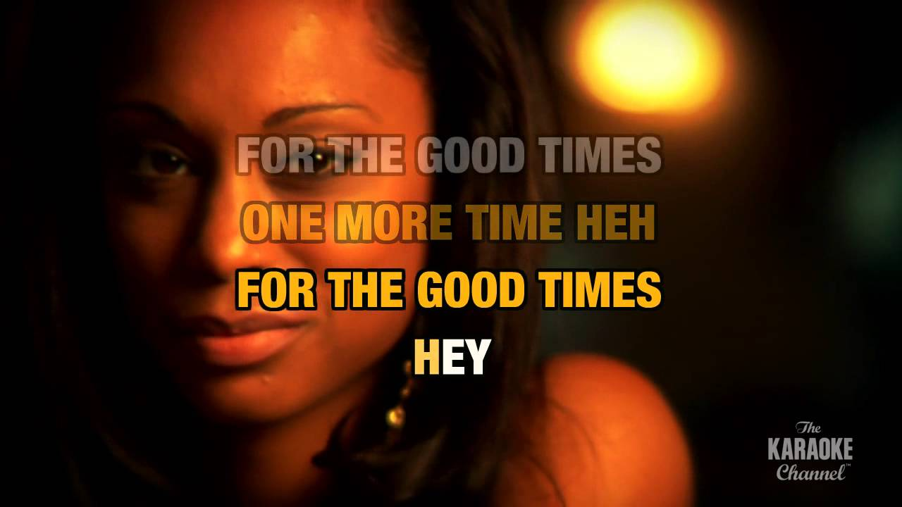 Al Green - For The Good Times - YouTube