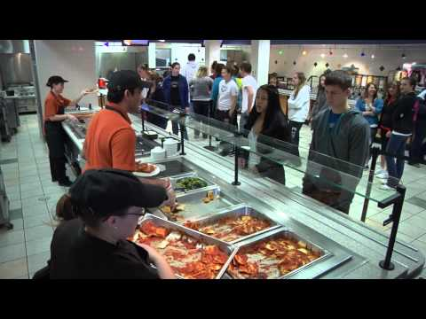 Campus Dining at The University of Findlay: Henderson Dining Hall