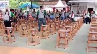 VIRAL,,Lomba burung tarian stripis jadi rame di sosmed (FULL VIDEO)