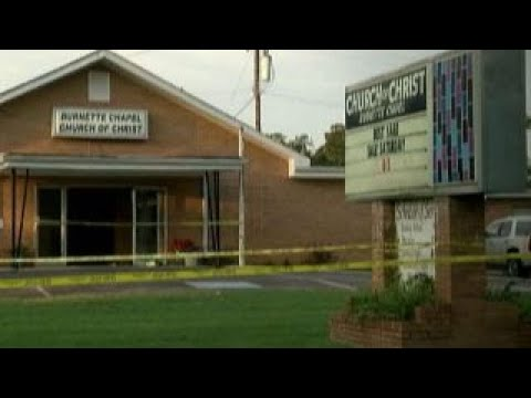 Media ignoring deadly church shooting in Tennessee?