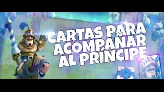 LETTERS TO ACCOMPANY THE PRINCE (IS THE BEST PLAYER) | CLASH ROYALE | Vintach