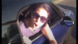 Comedy lady driver - LP63WKV