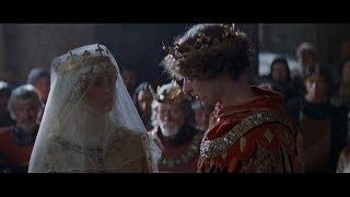 Свадьба принца Эдуарда II и принцессы Изабеллы. Принцесса Изабелла присутствует на совете. HD