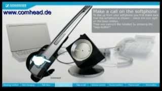 Sennheiser DW  Office (DW10) Headset - Setup & User Guide