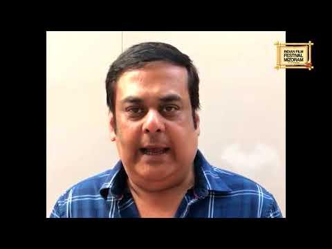 Indian Film Festival Mizoram- Award winning filmmaker Rahul Mittra