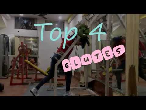 Top 4 Glutes Workout || Healthy Globe