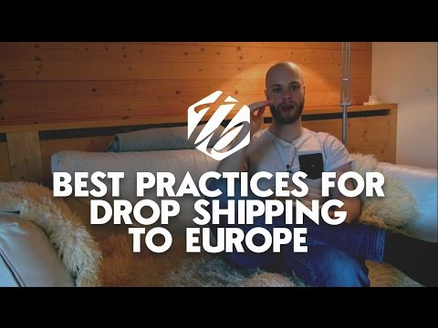 Drop Shipping To Europe — Should You Target One Country Or All Of Europe? | #335