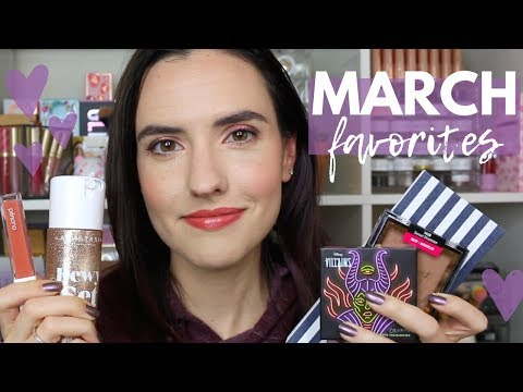 March Favorites 2019 | SO Much AMAZING Spring Makeup! thumbnail