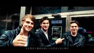 JTR - Call On Me (JTR Japan)