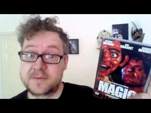 Magic (1978) review. Anthony Hopkins.