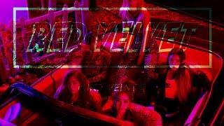 Red Velvet Marvel Opening | Runs Velvet