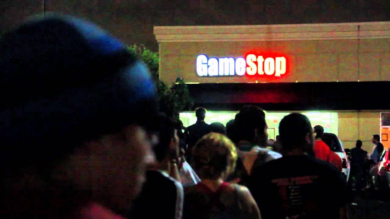 Gamestop Modern Warfare 3 Launch Event Laredo Texas