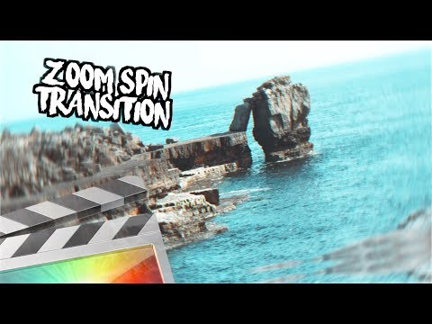 How To Mix Transitions  - Final Cut Pro X