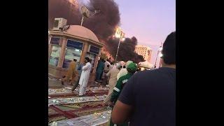 3 هجمات إرهابية تضرب السعودية أحدها على المدينة المنورة