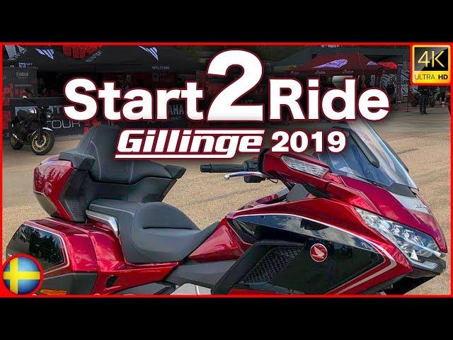 Start2Ride - Gillinge 2019 (Teaser för kommande provkörningsvideos) [Svensk Motovlogg 0019]