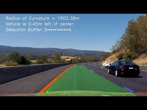 Self-Driving Car Engineer Nanodegree Program - Advanced Line Lines Detector Project
