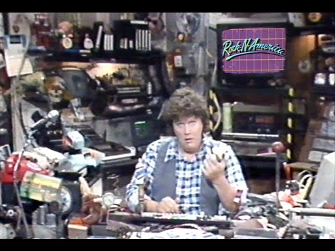 RockNAmerica starring Rick Ducommun 1984