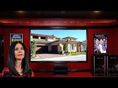 Southern Highlands Las Vegas + Million Dollar Homes