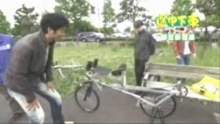 OP~篠崎駅~実川製作所~貨物用三輪車~クルーズバイク~プローンバ...