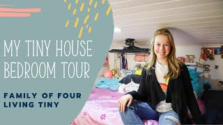 Four Bedroom Tiny House: Room For Two Teens!