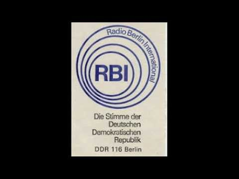 Radio Berlin International - DDR