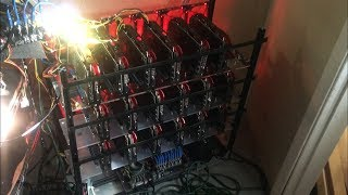 Gpu mining cooling solution. Asic mining cooling system. Bitcoin Mining Farm Cooling Florida
