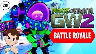 BATTLE ROYALE W ROŚLINKACH? - Plants vs Zombies Garden Warfare 2 (Gameplay Walkthrough)