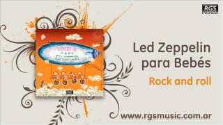 Led Zeppelin para Bebés - Rock and roll