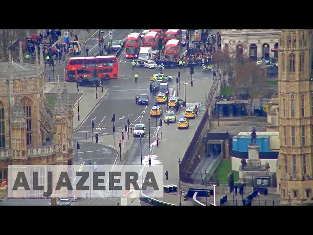 Westminster attack: 'Terrorist incident' outside UK parliament