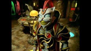 Power Rangers Mystic Force - Scaredy Cat - Power Rangers meet Jenji | Cat Genie