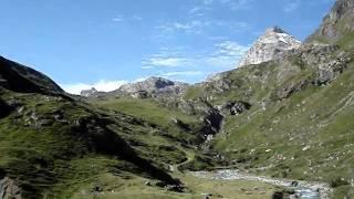 Valle d'Aosta: Val di Rhêmes - Lago Goletta parte1
