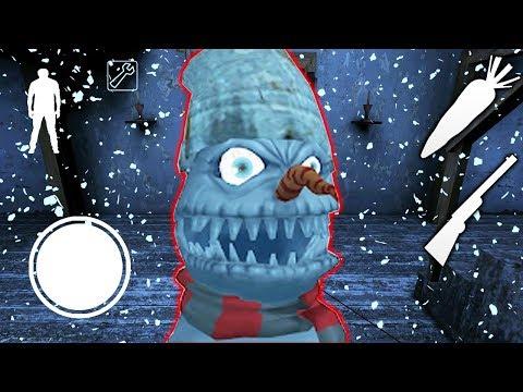 САМЫЙ СТРАШНЫЙ СНЕГОВИК - Evil Snowmen