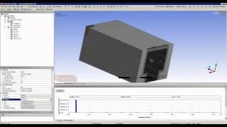Видеоурок CADFEM VL1005 - Моделирование теплового состояния помещения в ANSYS Fluent ч.2