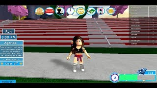 Exemplary student Clip (ROBLOX version)