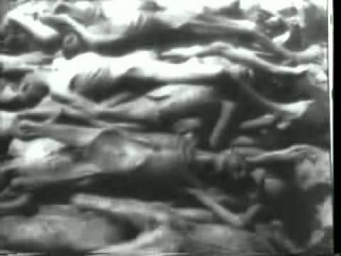 NAZI Death concentration camps Germany August 28 1945