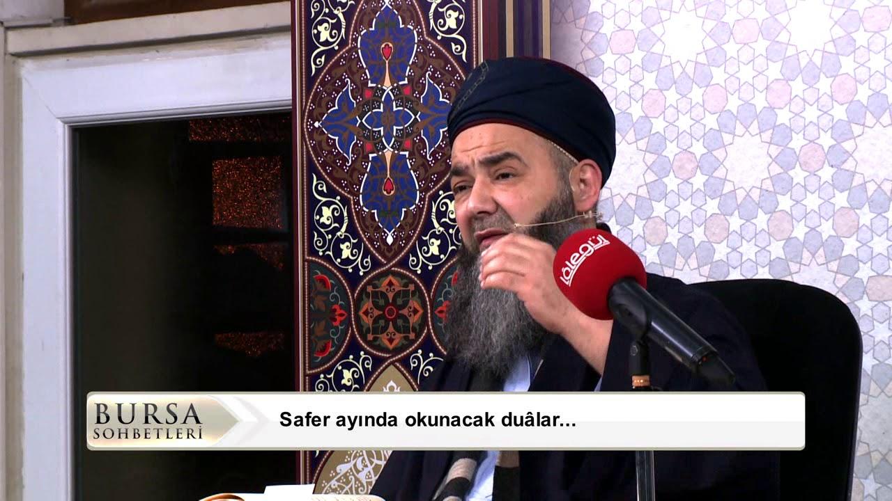 3 Kasım 2018 Tarihli Bursa Sohbeti - Cübbeli Ahmet Hocaefendi Lâlegül TV