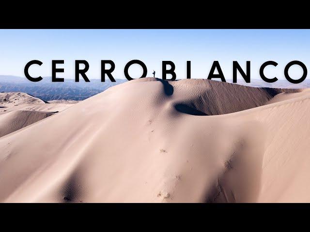 Skiing Sand in the Desert of Peru // Part 2: Cerro Blanco