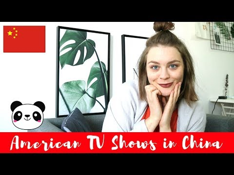 HOW TO FIND YOUR FAVORITE AMERICAN TV SHOW ON CHINA APPS