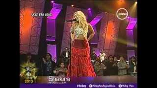 "Yo Soy Shakira -- ""Gitana"" (21/06/2013)"
