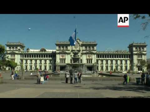 Brazill, Guatemala on corruption ranking
