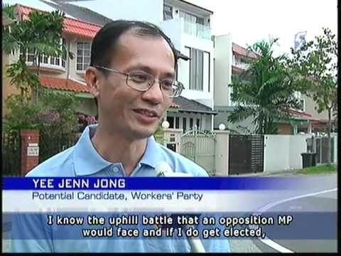 Good for S'pore to have strong govt & opposition: observers - 06Apr2011