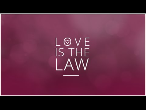 Love is the Law Book Trailer 1