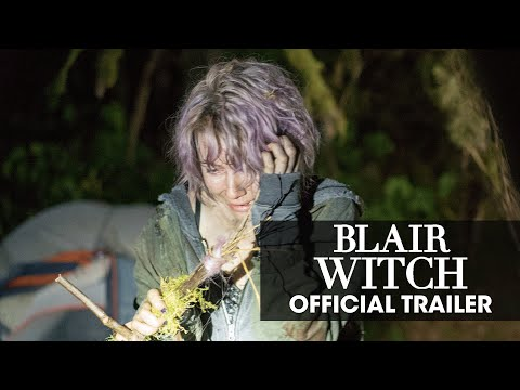 Thumbnail: Blair Witch (2016 Movie) - Official Trailer