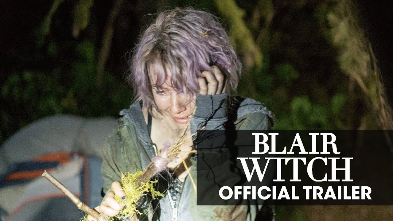 There S A Trailer For The New Blair Witch Movie Wait What Wired