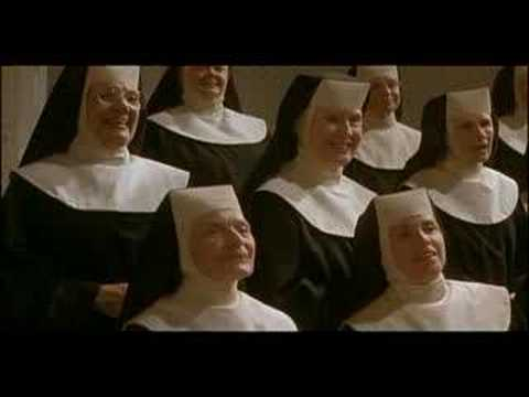 Sister Act- My God (My Guy) - YouTube