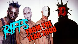 Top 7 Heavy Metal Guitar Riffs From the Year 2000
